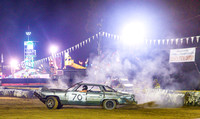 Columbus County Fair Demolition Derby 10/15/2016